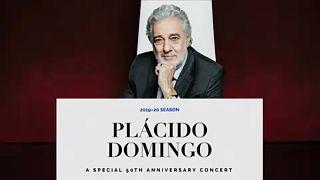Plácido Domingo rechaza cantar en Tokio 2020