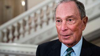 Michael Bloomberg mégis indulna az amerikai elnökválasztáson