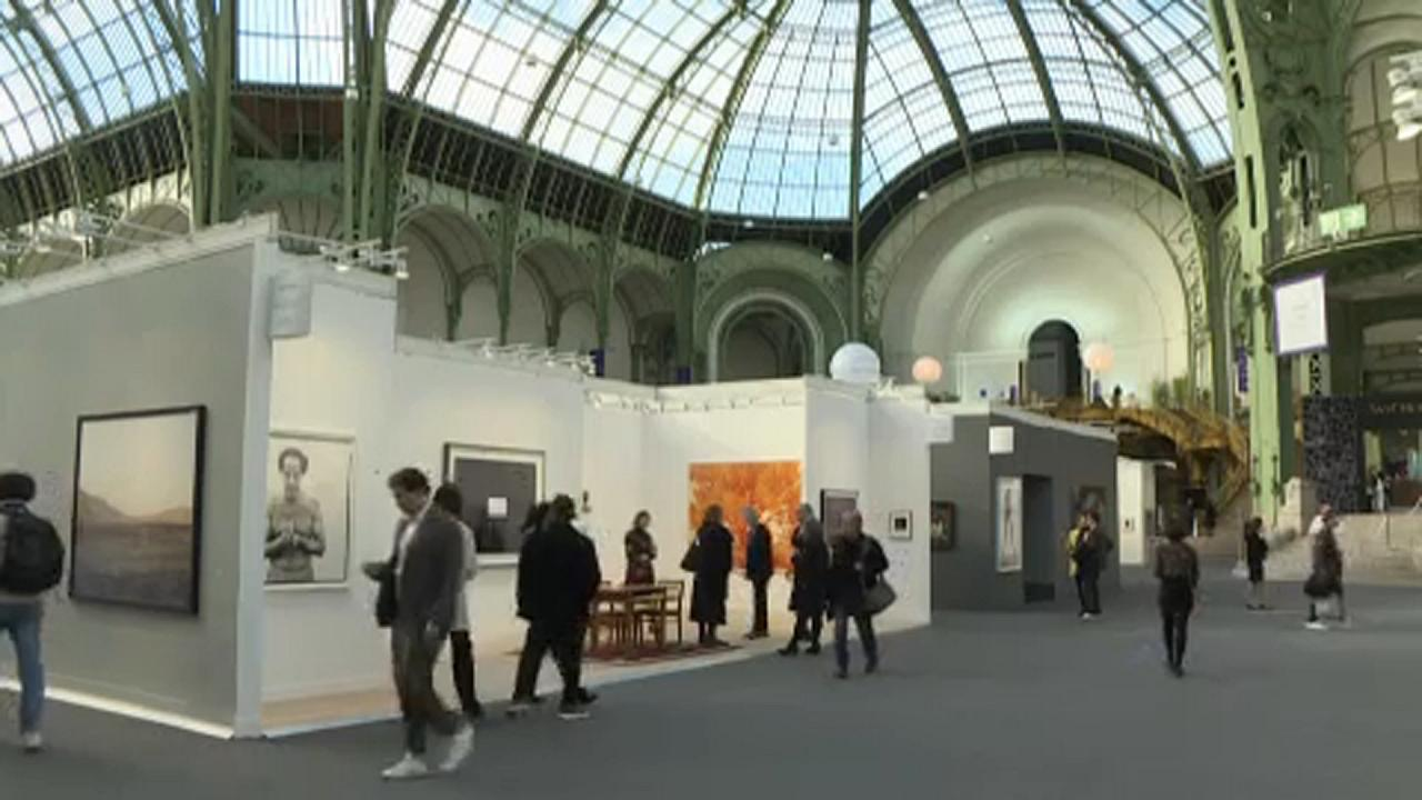 Paris Photo 2019 a Grand Palais-ben