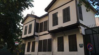 Atatürk'ün Selanik'te doğduğu ev