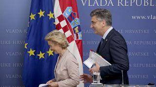 İnsan Hakları İzleme örgütünden Hırvatistan'ın Schengen'e alınma kararına itiraz