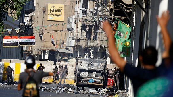 آیتالله سیستانی: نیروهای امنیتی عراق مسئول برگزاری تظاهرات صلحآمیز هستند