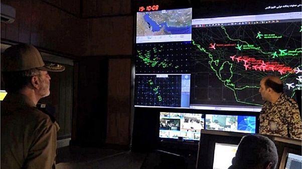 مرکز فرماندهی پدافند هوایی خلیج فارس