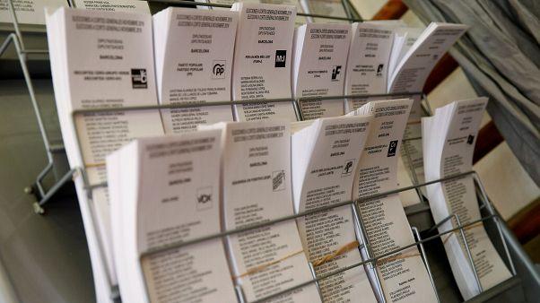 Elecciones en España: ¿A quién voto el domingo?