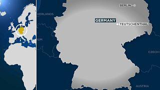 Rescatan con vida a decenas de personas atrapadas en una mina alemana