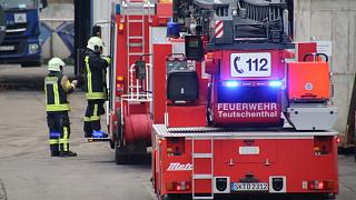 Two injured, more trapped underground after explosion at mine in eastern Germany
