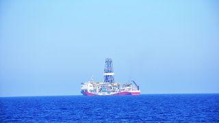 Kıbrıs açıklarında sondaj çalışmaları