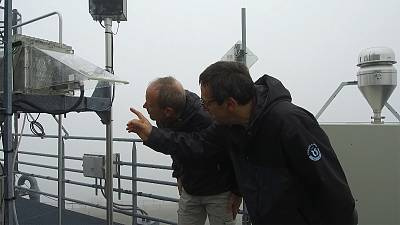 Counting carbon: CO2 monitoring in a changing climate
