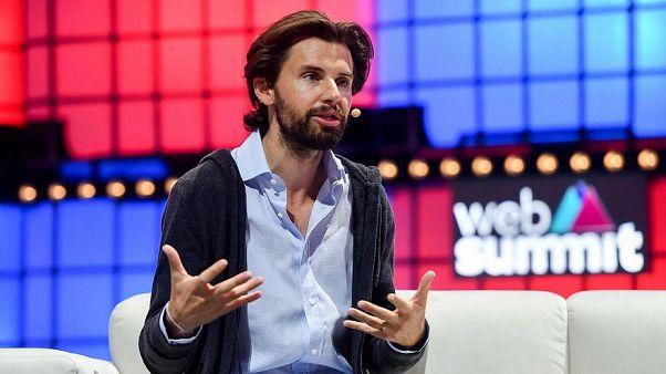 Justin McLeod, Gründer der Dating-App Hinge