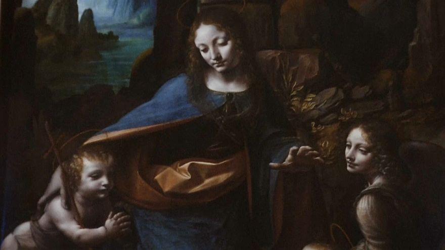 Leonardo Sziklás madonnájának titkai