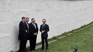 مایک پمپئو، وزیر خارجه آمریکا در برلین