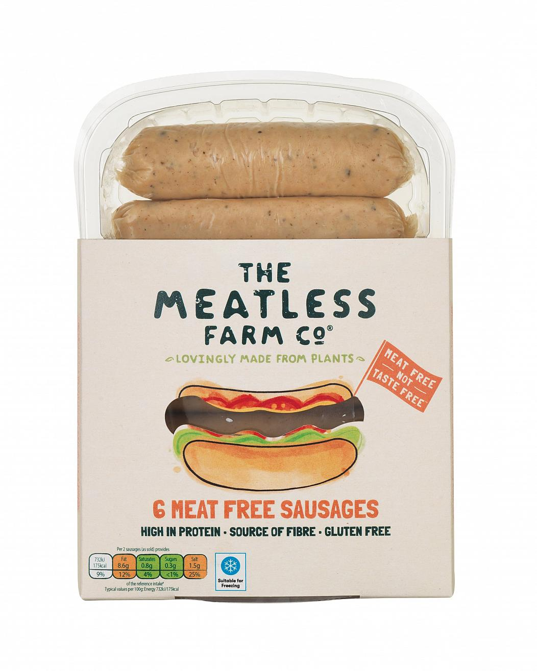 What Are The Best Vegan And Vegetarian Sausages Living