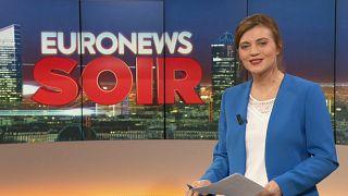 Euronews Soir : l'actualité du vendredi 8 novembre 2019
