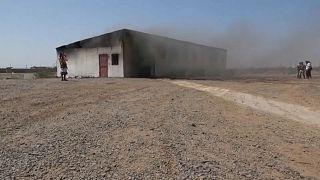 شاهد: بعد قصف الحوثيين لمستشفى في المخا.. أطباء بلا حدود تعلق عملها غربي اليمن