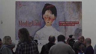 Выставка Модильяни в Ливорно