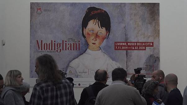 Livorno exhibition marks centenary of artist Modigliani's death