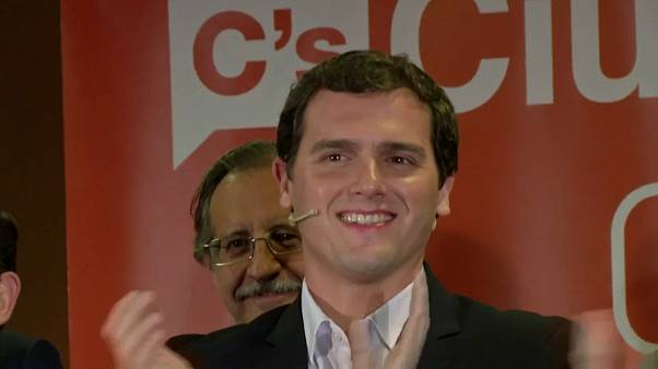 Albert Rivera (39), Ciudadanos-Chef