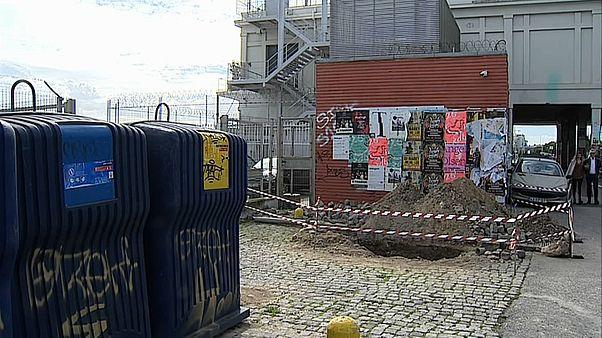 Detida suspeita de abandonar recém-nascido no lixo em Lisboa