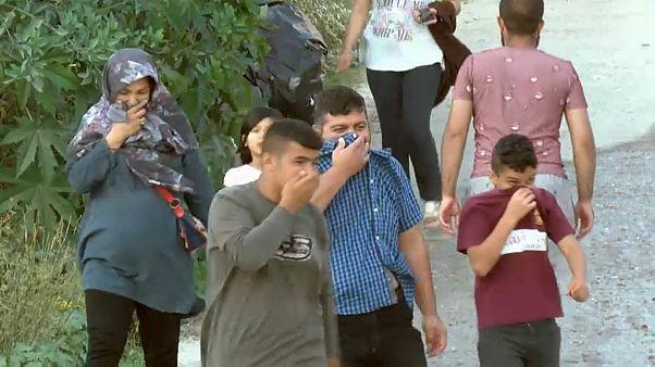 Samos sem condições para acolher tantos migrantes