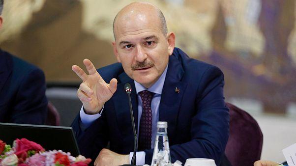 سلیمان صویلو، وزیر کشور ترکیه