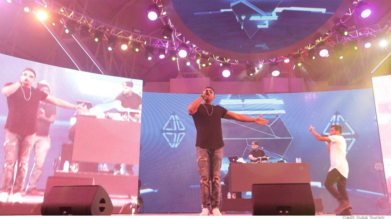 Dubai's eclectic music scene