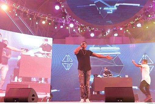 حفلات موسيقية لكل الأذواق والأعمال في دبي