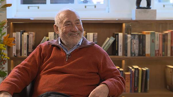 Climate crisis requires wartime-style mobilisation, says Nobel-winning economist Joseph Stiglitz