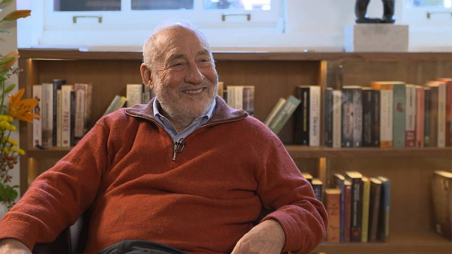 Climate crisis requires wartime-style mobilisation, says Nobel-winning economist Joseph Stiglitz