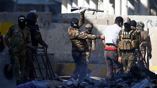 Ιράκ: Νέο κύμα ταραχών - Ρουκέτες σε βάση των ΗΠΑ