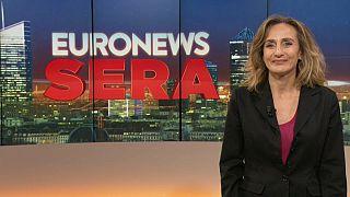 Euronews Sera   TG europeo, edizione di venerdì 8 novembre 2019