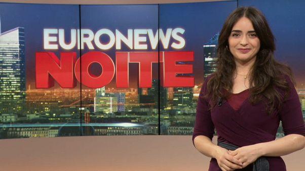Euronews Noite | As notícias do Mundo de 8 de novembro de 2019