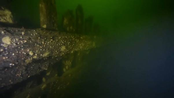 Watch: Divers find shipwreck that could be 17th century Swedish warship
