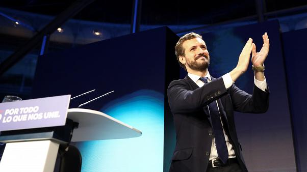 Cierre de la campaña electoral en España sin mayoría absoluta a la vista