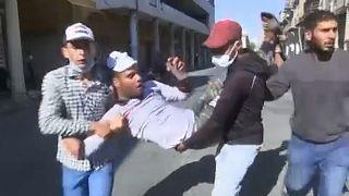 Áldozatokat követelt az iraki tüntetés