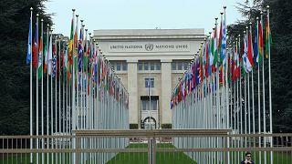 BM'nin Cenevre'deki binası