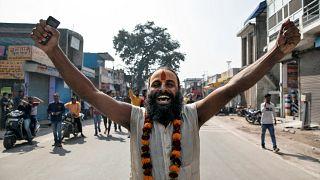 دیوان عالی هند: هندوها میتوانند روی ویرانههای مسجد بابری معبد بسازند