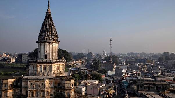 FILE PHOTO: A general view of Ayodhya city, India, October 22, 2019.