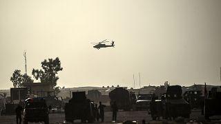 IŞİD'den Musul'daki ABD üssüne roketli saldırı