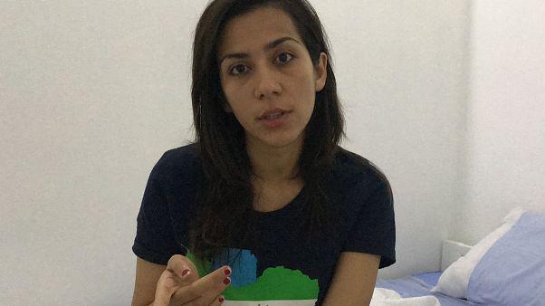 مانيلا تمنح حق اللجوء لملكة جمال إيرانية سابقة ومعارضة للنظام