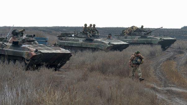 Ucraina, Donbass: iniziato ritiro sul fronte nel settore Petriv'ka-Bohdanivska