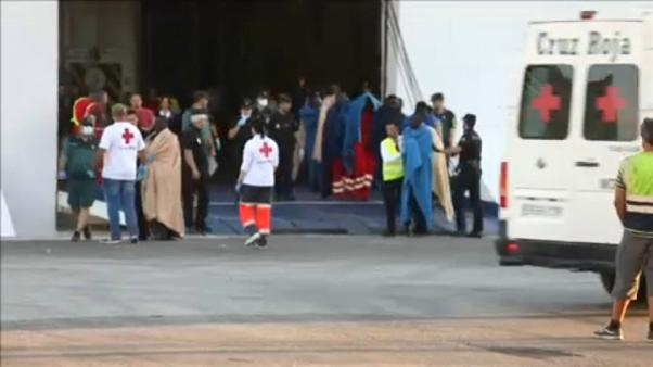 Fears mount for over 20 African migrants missing in Mediterranean Sea