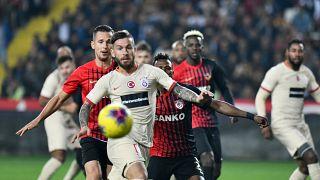Süper Lig'de Gaziantep FK, Gaziantep Kalyon Stadyumunda Galatasaray ile karşılaştı. Maç Galatasaray'ın 2-0 üstünlüğü ile sona erdi