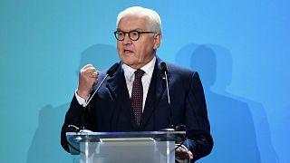 """الرئيس الألماني ينتقد """"الأنانية"""" الأمريكية في الذكرى الثلاثين لسقوط جدار برلين"""