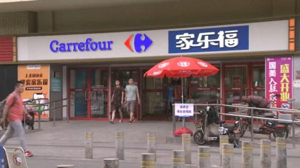 Carrefour to abandon Chinese market as local competition hots up