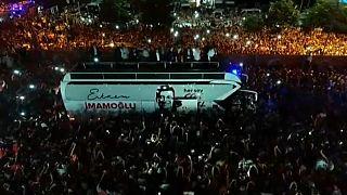 Ekrem Imamoğlu easily elected new mayor of Istanbul after repeat poll