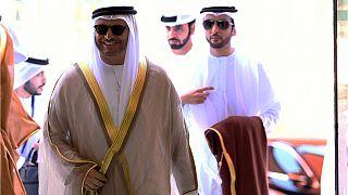 انور قرقاش، وزیر خارجه امارات عربی متحده