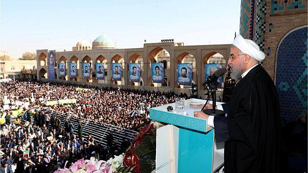 انتقاد روحانی از قوه قضاییه: مبارزه با فسادهای میلیارد دلاری را برای مردم توضیح دهید