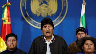 بولیوی با دستور اوو مورالس بار دیگر انتخابات برگزار میکند