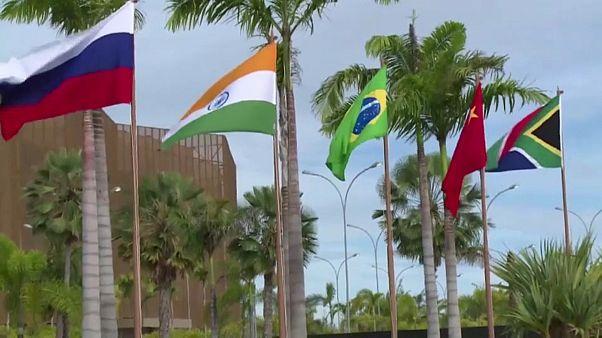 BRICS a caminho de Brasília