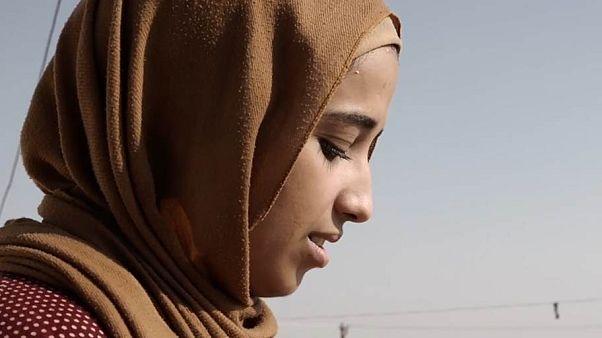 Ülkesi Amerika'ya dönmek isteyen IŞİD gelini: Herkes ikinci bir şansı hak eder
